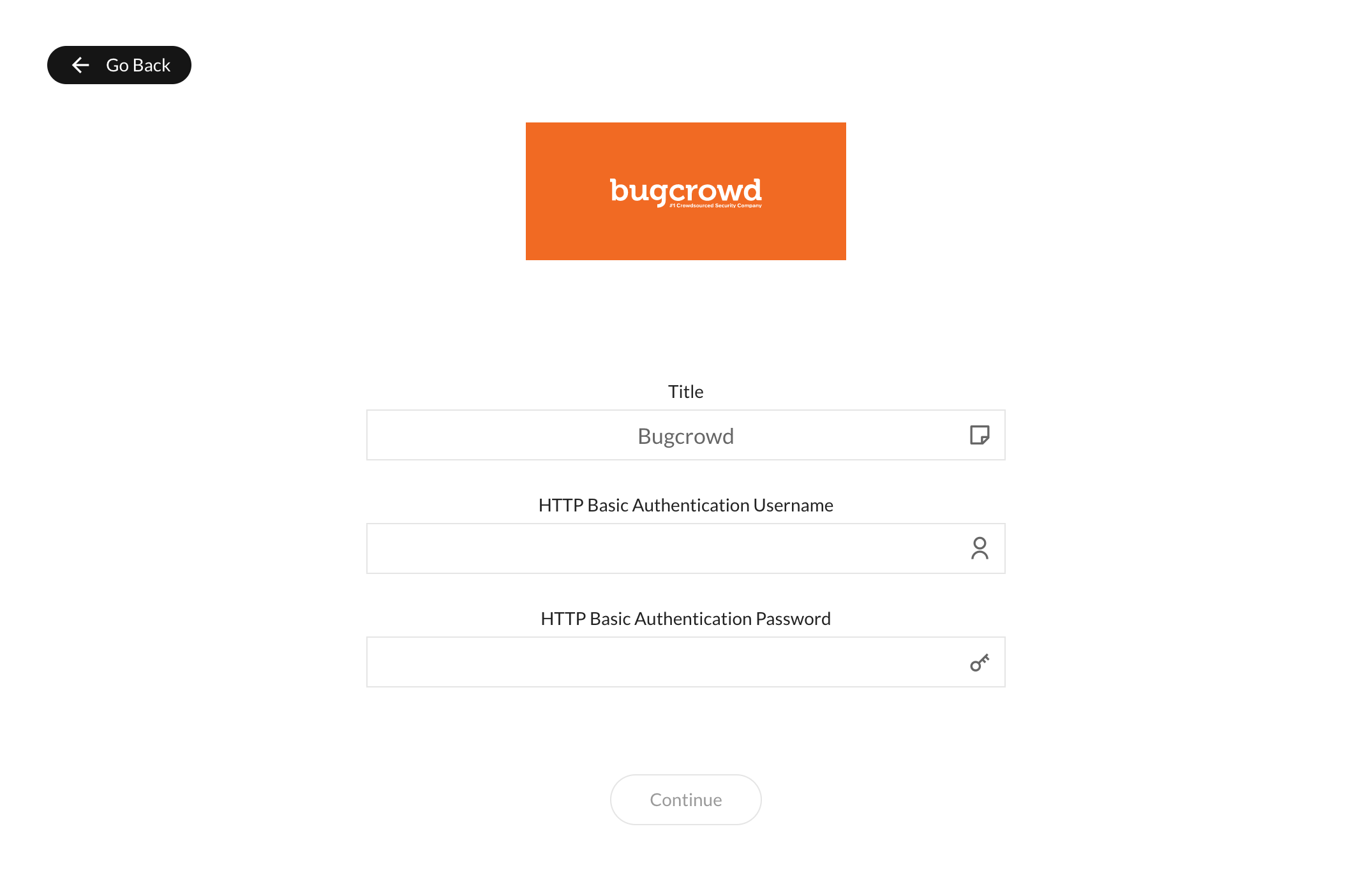 bugcrowd-authentication