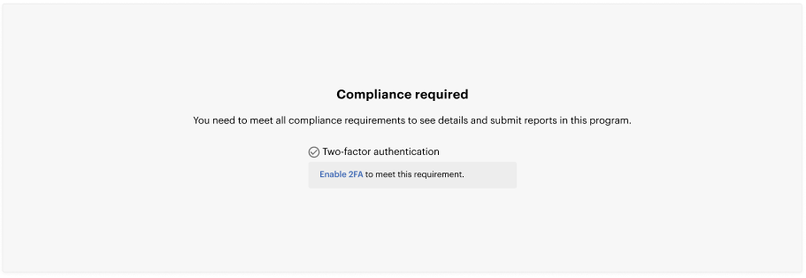 compliance-required