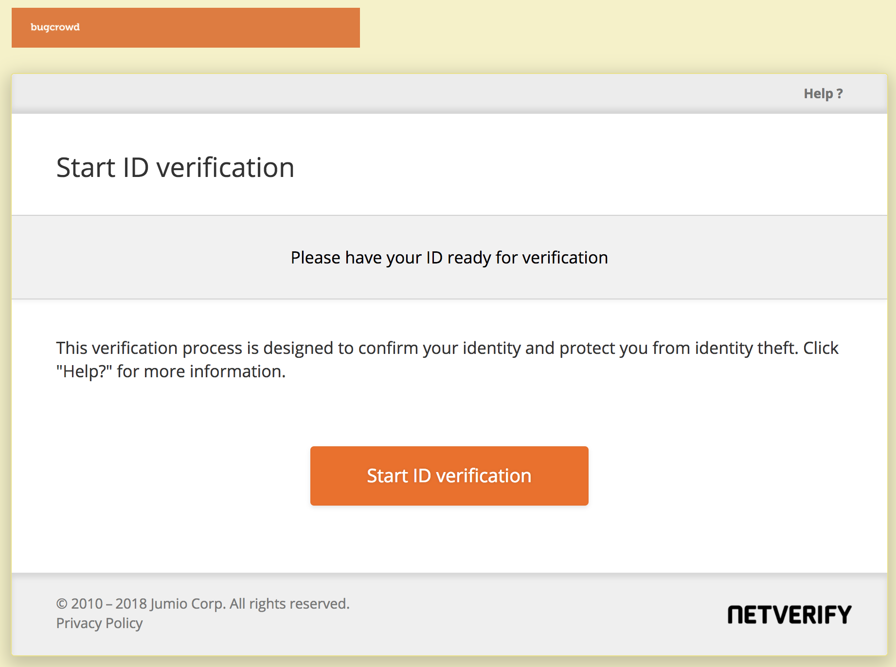 start-id-verification